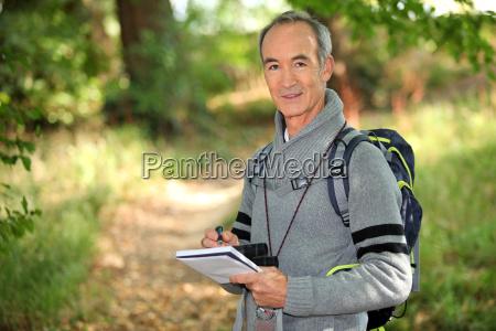 mand vandreture