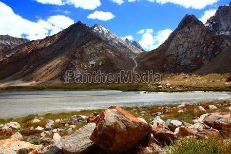 indien tibet bjerg buddhisme himalaya