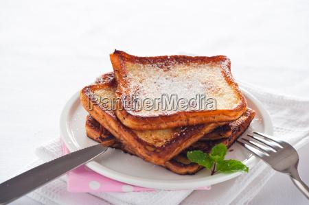 nem dessert fransk toast
