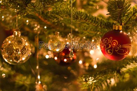 dekoration i juletrae lavvandet dof
