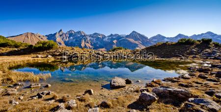 den guggersee for de smukkeste bjerge