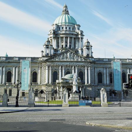 city hall belfast nordirland