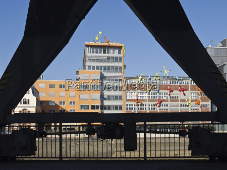 hus bygning huse kunst kultur industri