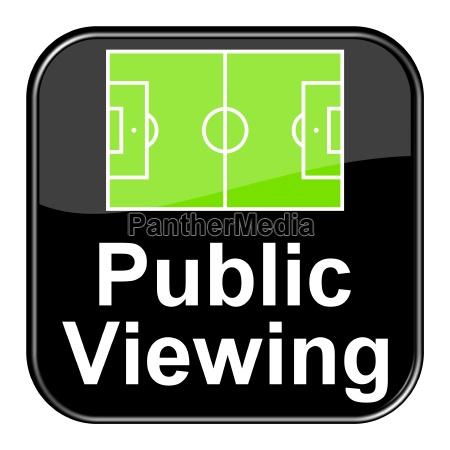 knappen internet sport fodbold piktogram online