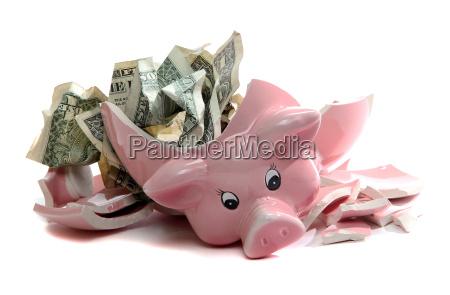 pengeinstitut bank dollar dollars betalingsmiddel montfod