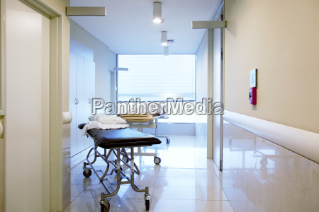 hospitals interior gangen