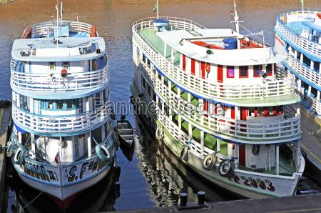 brazil manaus port hos rio negro