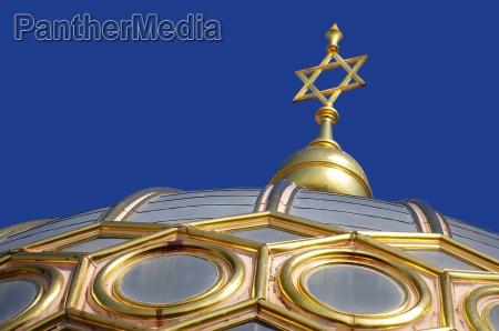 tarn kirke kuppel turisme berlin synagoge