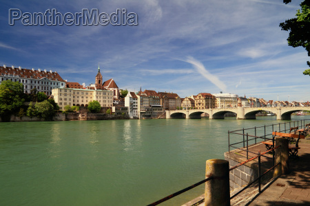 view over the rhine