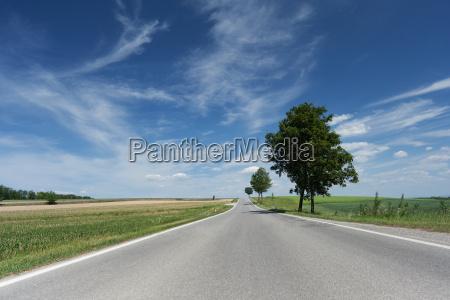 highway i det fjerne