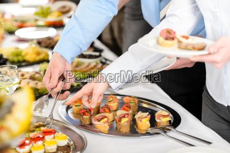 snacks buffet pa virksomhedsniveau mode forretning