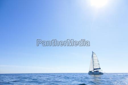Abent hav sejlads