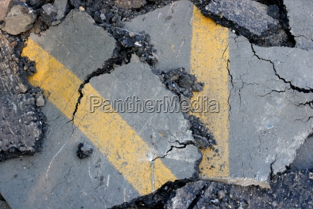 asfalt braekket itu odelaeggelse odelaegge del