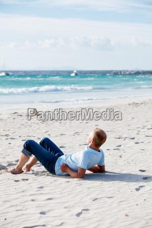 afslapning ferie strand seaside stranden kysten