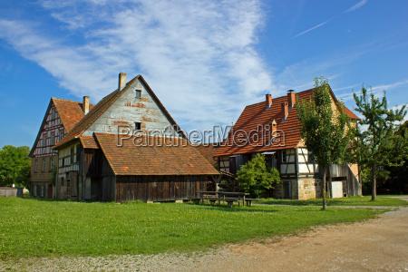 hus hjem beboelsesbygning bygning landbrug stil