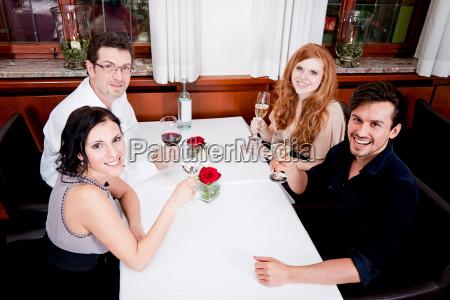 kvinde restaurant mennesker folk personer mand
