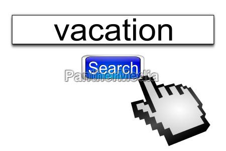 tur rejse ferie browser knappen teknologi