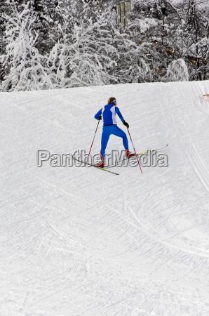 vinter vintersport vinterdag hoje bjerge ski