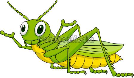 grasshopper tegneserie