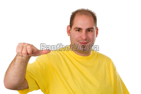 person gestus uvis maske ung mand