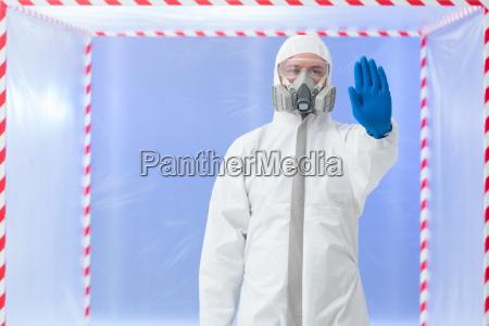 biohazard specialist stop gestus