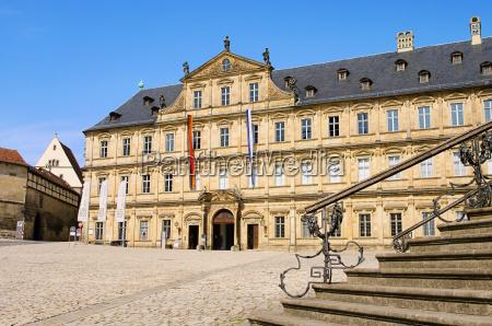 citta palazzo residenza bamberg castello franchi