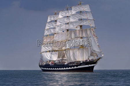 sailboat historiske tall skib pa havet