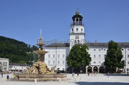 turismo austria fontana residenza