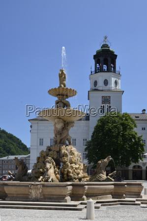 storico citta vecchia fontana veduta della