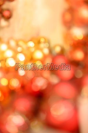 julpaerer glitrende baggrund rod og guld