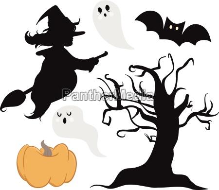 colecao halloween