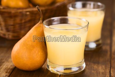 drik frugt traefrugt saft juice paere