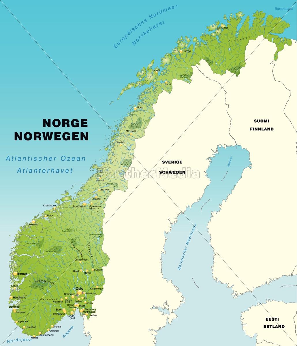 Kort Over Norge Kort Over Bergen 2019 10 12