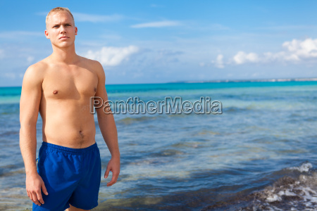sport ferie portraet strand seaside stranden