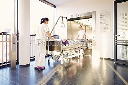 patient sygeplejersker hospital