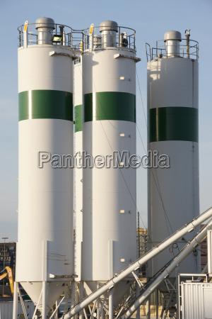 industri beton nybygning stal tre