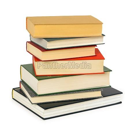 uddannelse fritlagt antik afsondret boger stack