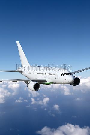 luftfartoj under flyvning luftfart tema