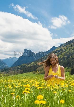 kvinde blomst blomster plant plante forar