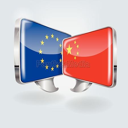 bobler med europa og kina