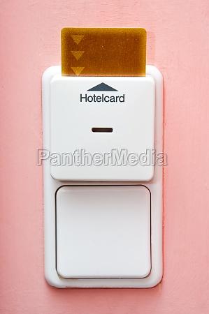 hotel card holder pa pink vaeg
