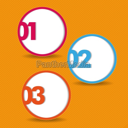 tre valg orange stripes baggrund