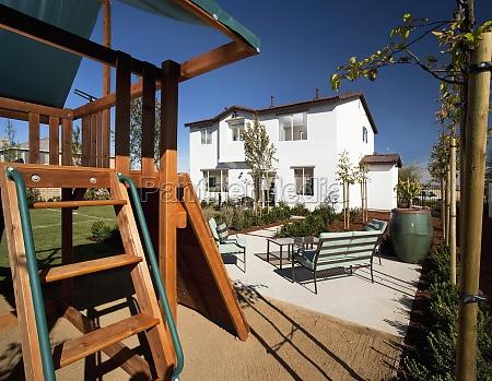 hus bygning baggard usa horisontal californien