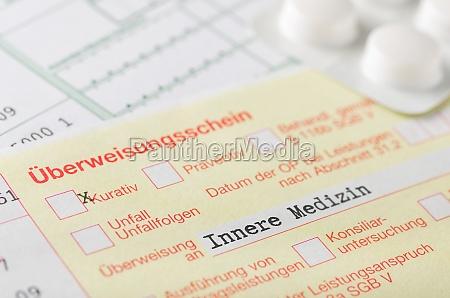 transfer slip intern medicin