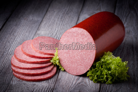 frisk salami polse