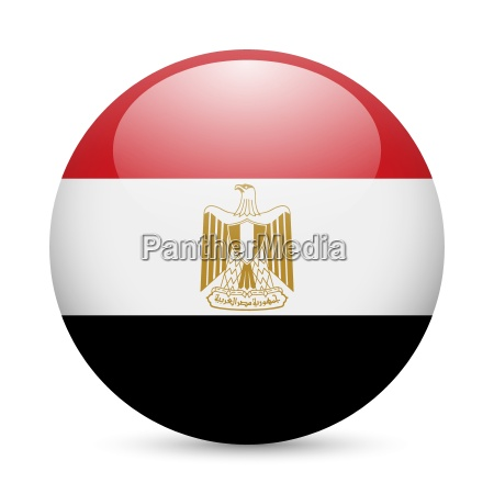 runde blank ikon egypten
