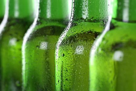 kolig ol i flasker