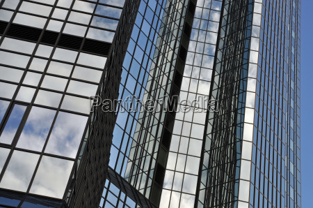 glasfacade i frankfurt