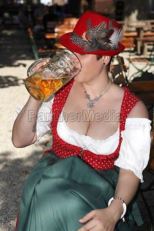 bayern bayersk bayrisk pige piger fra
