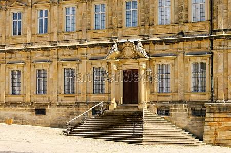 citta baviera palazzo residenza bamberg castello